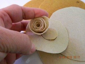 comment faire une rose